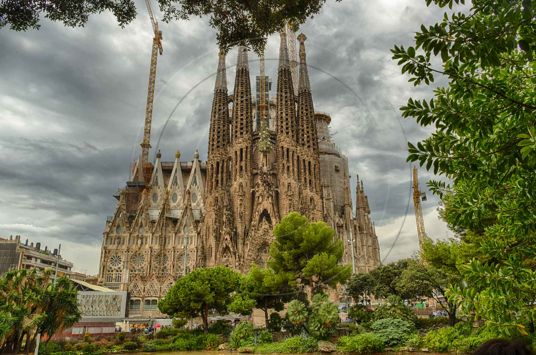 GAUDI CATHEDRAL (1 of 1)